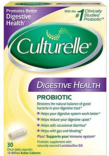 Culturelle Digestive Health Probiotic caps