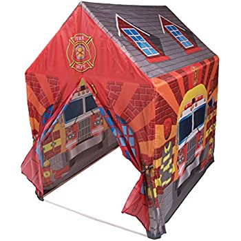 70%OFF Fire Engine Truck Pop-up Play Tent Kids Pretend Vehicle by POCO  sc 1 st  Ikon Suspension USA & 70%OFF Fire Engine Truck Pop-up Play Tent Kids Pretend Vehicle by ...