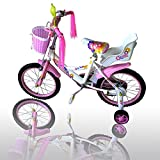 American Phoenix 12-Inch Wheel Girls Bicycle with Seat
