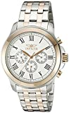 Invicta Men's 21660 Specialty Analog Display Swiss Quartz Two Tone Watch