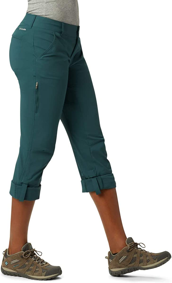 Columbia Womens Extended Saturday Trail Pant