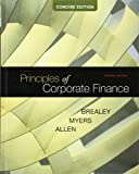 Principles of Corporate Finance, Concise (McGraw-Hill/Irwin Series in Finance, Insurance and Real Estate (Hardcover))