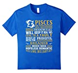 Pisces thing, Pisces Facts Shirts for mens and womens
