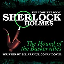 The Hound of the Baskervilles Audiobook by Sir Arthur Conan Doyle Narrated by K. H. Harris, P. Hughes