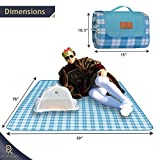PicniKing Extra Large Waterproof Picnic Blanket