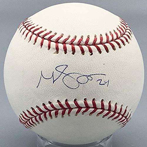 Grady Sizemore Autographed MLB Baseball Inscribed