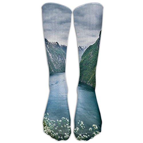 He Man Outfit (Girl Mens Mountain Rivers Warmth Thigh-High Socks 3D Socks Knee High Socks Compression Socks Sport Socks Unisex)
