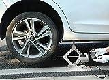 STANDTALL Electric Car Floor Jack Set 3 Ton
