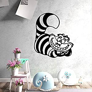 Wall Stickers for Living Room, Cute Animals Fox Cat Bear Panda Accessories Children Kids Murals Decoration Bedroom Nursery Painting Wallpaper Vinyl
