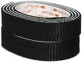 3M RF6741 1'' x 4 feet Black Extreme Fastener