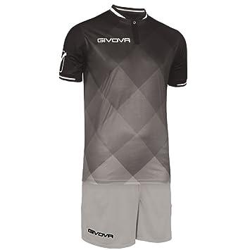 givova kitc55, Camiseta y Pantalón Corto De Fútbol para Hombre: Amazon.es: Deportes y aire libre
