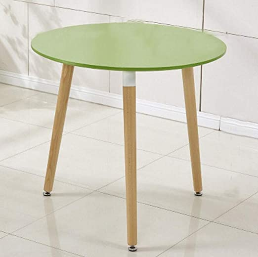 Mesita baja anidada pequeña mesa redonda decoración de mobiliario ...