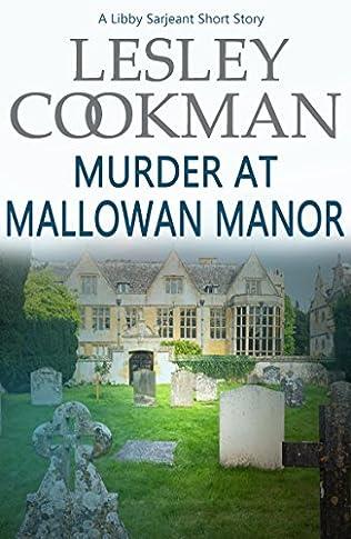 book cover of Murder at Mallowan Manor