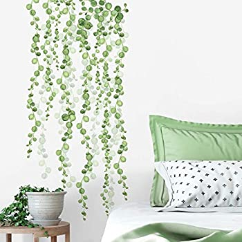 RoomMates String Of Pearls Vine Peel And Stick Wall Decals