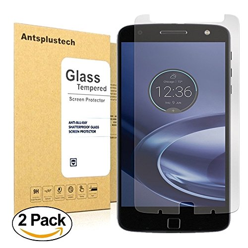 Protector Antsplustech Ultra Clear Anti Fingerprint No Bubble