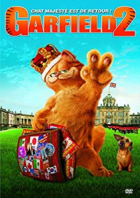 Amazon Com Garfield 2 Le Film Dvd Movies Tv