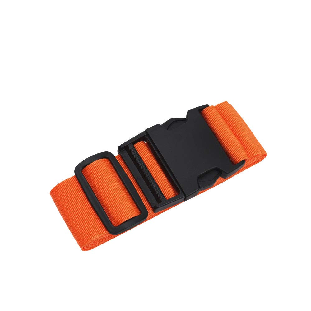 Luggage Strap Suitcase Straps Travel Belts Accessories 1/2/4 Bags