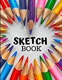 SKETCH BOOK: Your sketchbook Journal for
