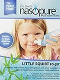 """Nasopure """"The Nicer Neti"""" Pot For Kids 4 Ounce Kit"""