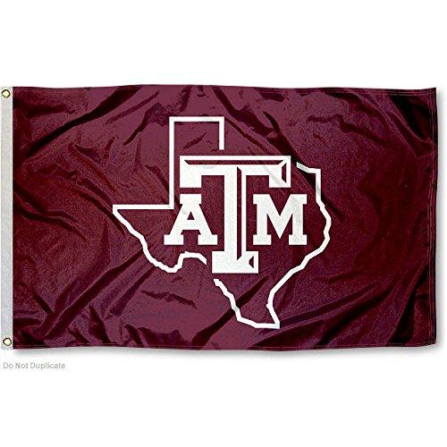 Texas A&M University Lone Star 3x5 Flag