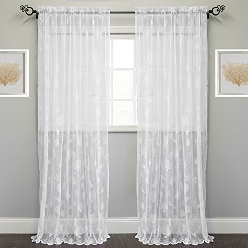Sweet Home Collection Window Curtain Treatment 63