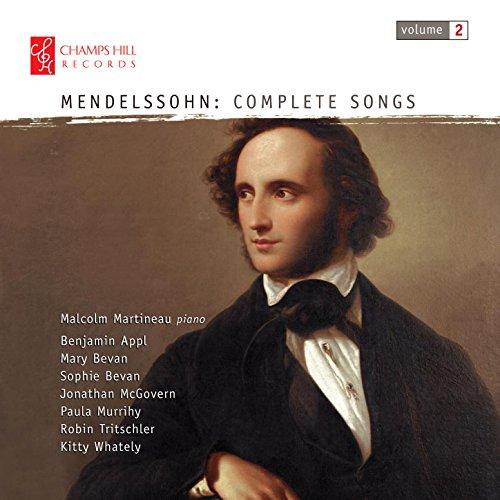 Mendelssohn: Complete Songs, V...