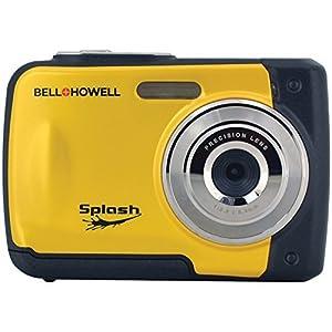 Rokinon Splash WP10-BL 12 Waterproof Digital Camera with 2.4-Inch LCD