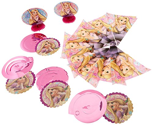 Disney Tangled Party Decoration Kit, 7pc]()