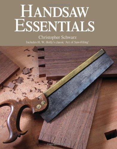 Handsaw Essentials (Chris Schwarzen Designs)