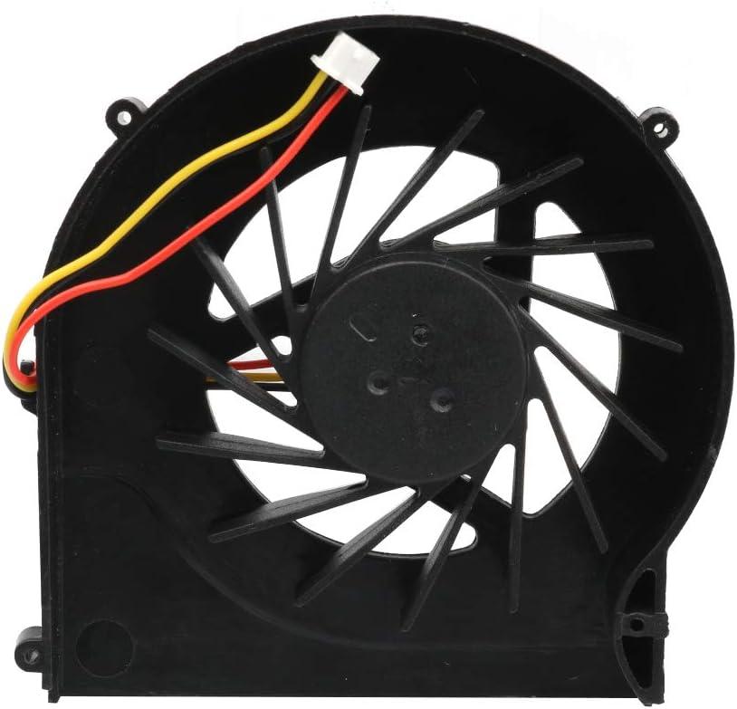 probeninmappx De Repuesto para HP Pavilion DV7-4000 DV6-4000 dv6-3000 Ventilador de la CPU Accesorios para portátiles