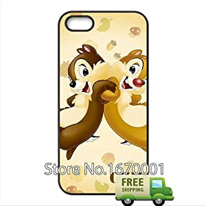 Hot Nice Cartoon Chip And Dale For Iphone 6Plus Case