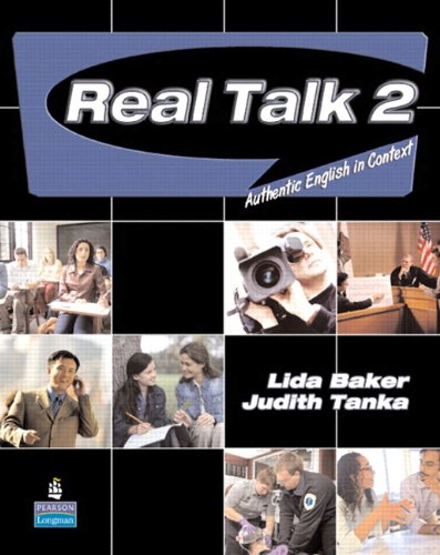 Real Talk 2 Student Book and Classroom Audio CD, by Lida Baker, Judith Tanka