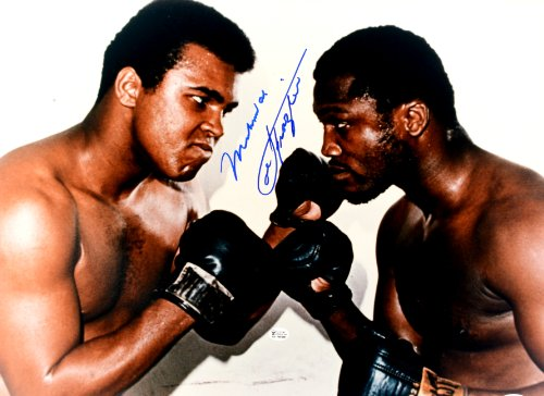 Muhammad Ali Frazier Reprint Photo product image