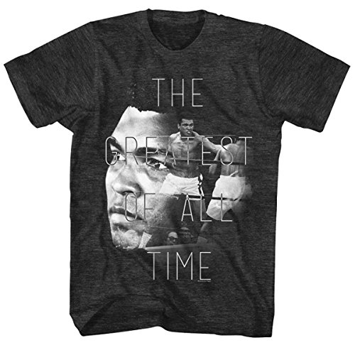 Muhammad Ali - Mens Greatest Of All Time T-Shirt