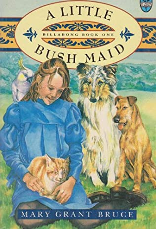 book cover of A Little Bush Maid