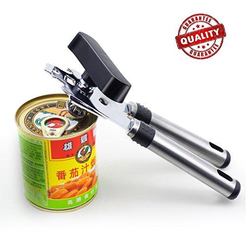 Restaurant can opener, Manual can opener