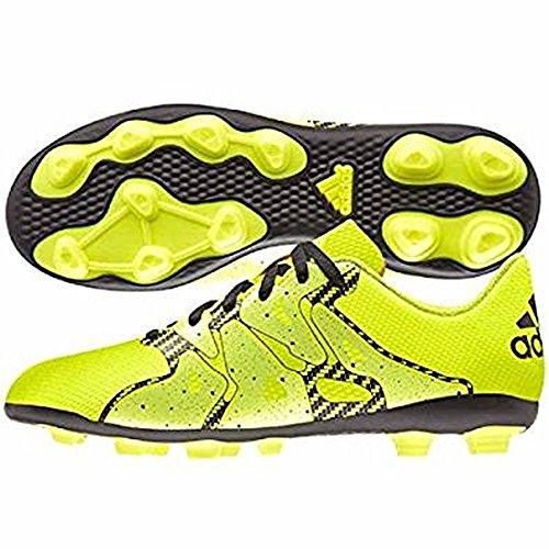 adidas , Jungen Fußballschuhe gelb schwarz