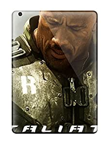 Fashionable Style Case Cover Skin For Ipad Air- The Rock In Gi Joe 2 Retaliation