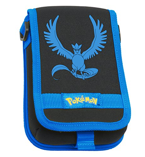 HORI Nintendo 3DS Pokemon Articuno Travel Pouch - Blue - 3DS-506U Photo - Pokemon Gaming