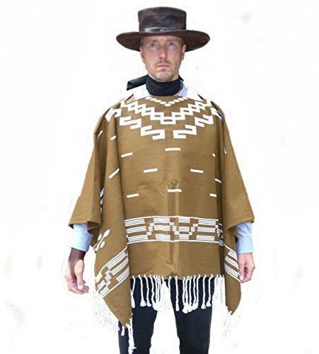 StraightLine Clint Eastwood Style Spaghetti Western Cowboy