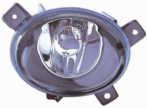 Depo 373-2001L-AQ Volvo S60 Driver Side Replacement Fog Light Assembly ()