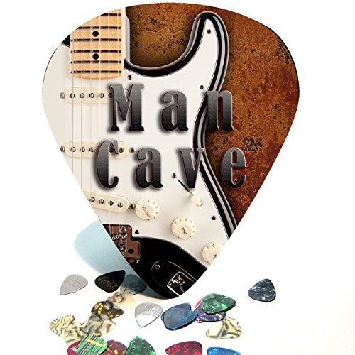 giant-huge-guitar-pick-wall-art-vintage-stratocaster-man-cave-mancave