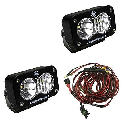 Pair Driving//Combo LED BAJA DESIGNS 547803 S2 Sport
