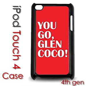 IPod Touch 4 4th gen Touch Plastic Case - You Go Glen CoCo Mean Girls Regina George