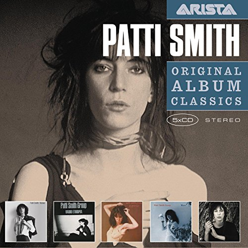 Patti Smith Original Album Classics