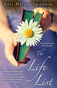 The Life List by Lori Nelson Spielman ebook deal