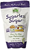 NOW Foods Sugarless Sugar Replacement, 18 Count