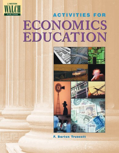Activities for Economics Education
