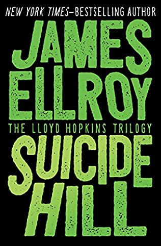 book cover of Suicide Hill