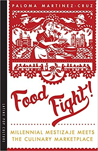 cover image, Food Fight!